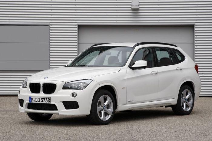 BMW X1 получил два новых двигателя (18 фото)