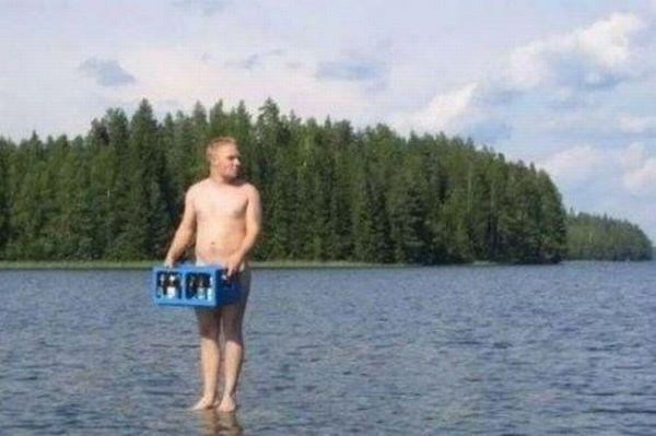 Настоящий русский отдых (30 фото)