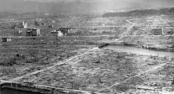 Как Хиросима повлияла на советскую архитектуру (2 фото)