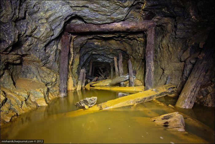 Уральские рудники (39 фото)