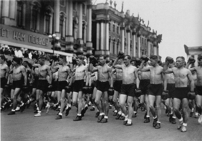 Спортсмены Советского Союза (22 фото)