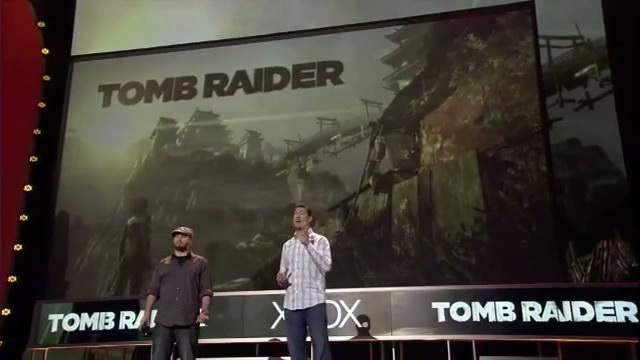 Видео Tomb Raider с выставки E3 2012 – товарищ мой, лук (видео)
