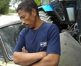 Неожиданные последствия аварии с трактором