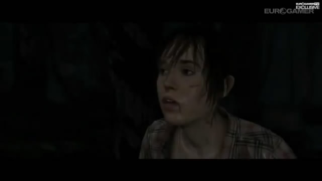 Видео Beyond: Two Souls – охота на девченку (2 видео)