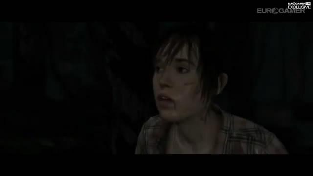Видео Beyond: Two Souls – охота на девченку (2 видео)