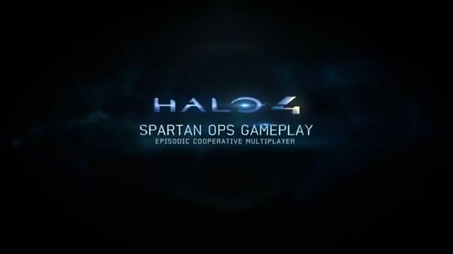 Видео Halo 4 – демонстрация режима Spartan Ops (видео)