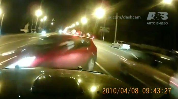 Авария дня часть 596 (фото+видео)