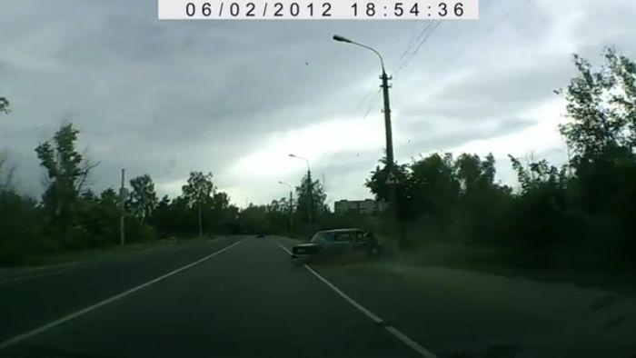 Авария дня часть 597 (фото+видео)