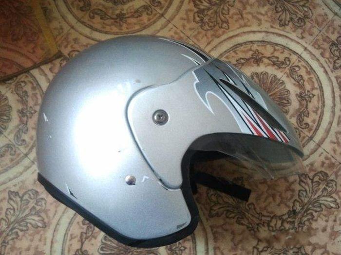 Тюнинг шлема своими руками (19 фото)