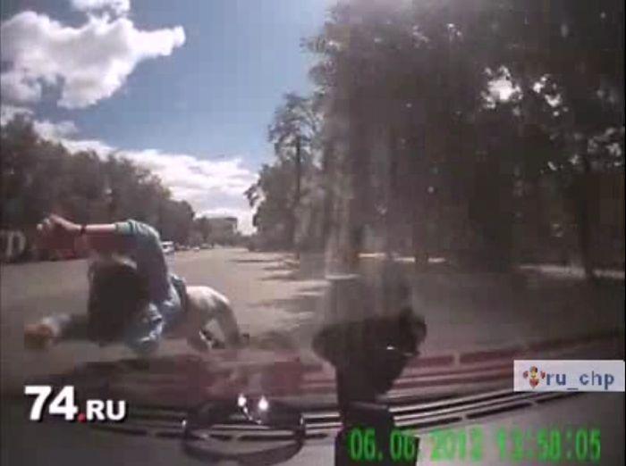 Авария дня часть 598 (фото+видео)