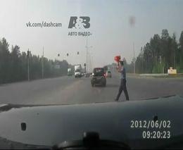 Инспектор ДПС спровоцировал ДТП