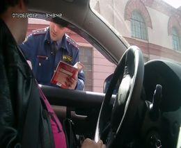 Инспектор с трупом в багажнике обиделся