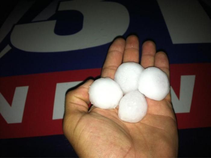 Снежная буря в Колорадо среди лета (10 фото)