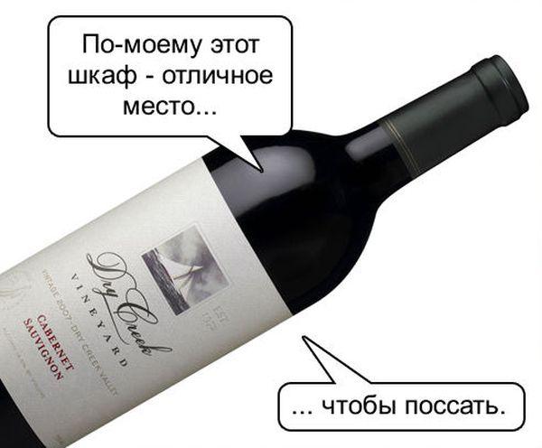 Мысли от разных видов алкоголя (10 картинок)