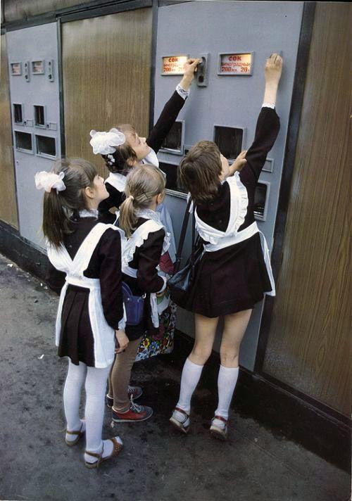 Дети перестройки: как это было (136 фото)