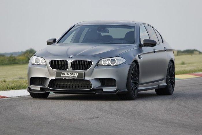 BMW M5 от тюнеров из ателье Kelleners Sport (32 фото)