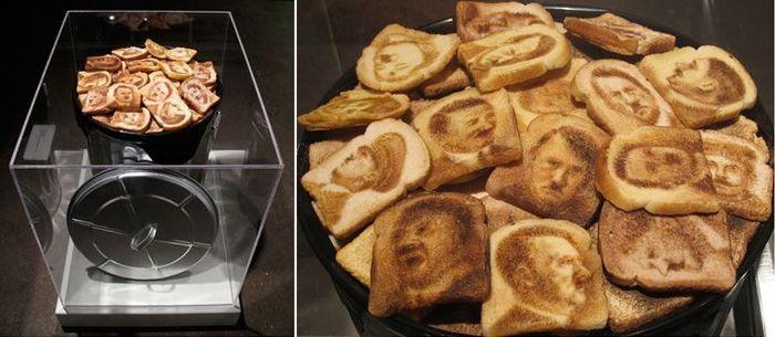 Съел бутерброд - выучил историю (12 фото)