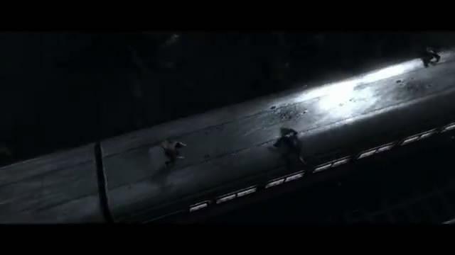 Видео Beyond: Two Souls – снова поезд (видео)