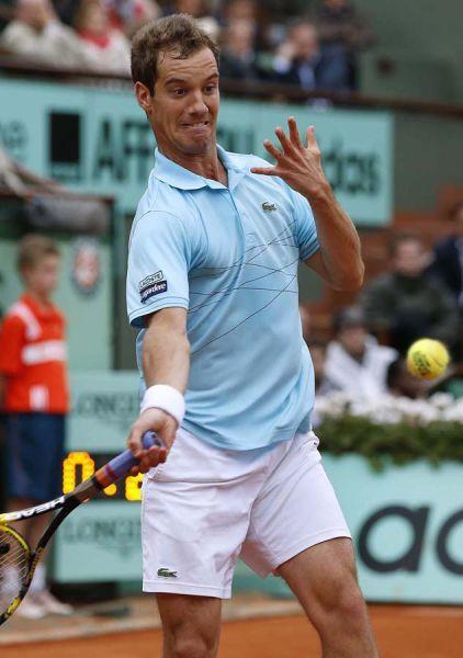 Смешные лица тенисистов (23 фото)