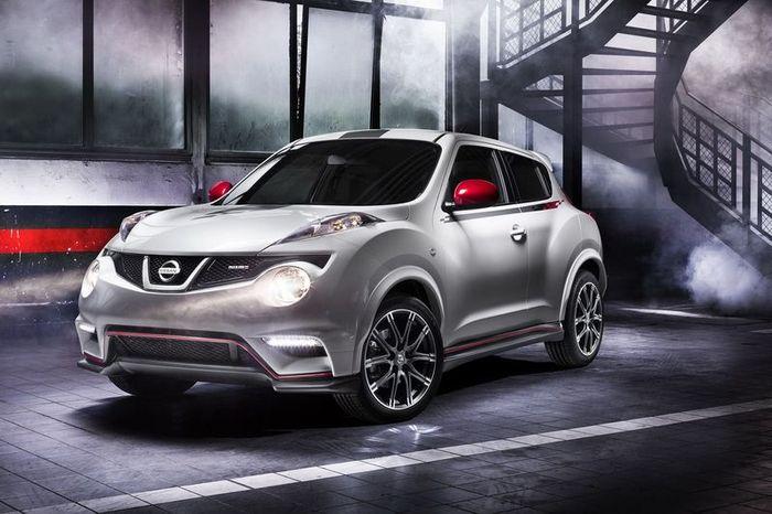 Компания Nissan презентовала заряженный Juke от Nismo (13 фото)