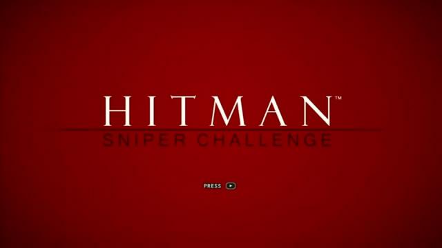 Видео Hitman: Sniper Challenge – креативный отстрел (видео)