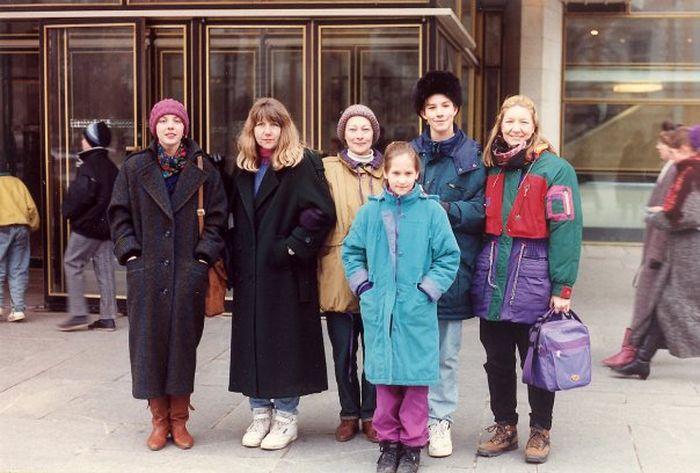 Дети перестройки: Как мы одевались (68 фото)