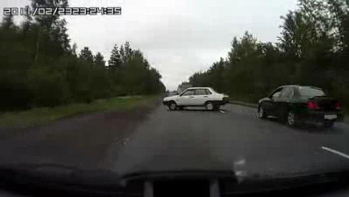 Авария дня часть 606 (фото+видео)