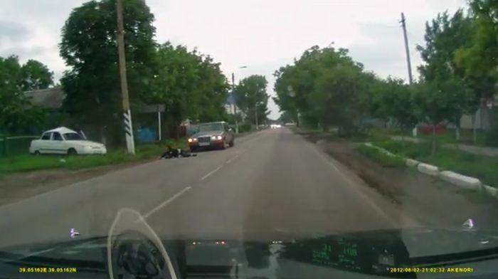 Авария дня часть 607 (фото+видео)