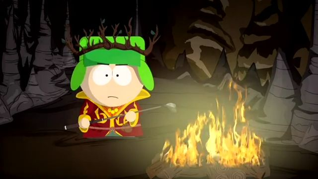 South Park: The Stick of Truth – и придет Спаситель (видео)