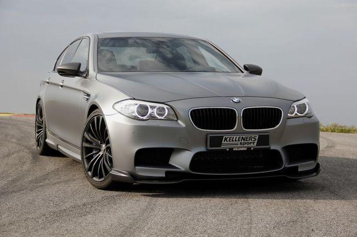 BMW M5 в тюнинге от ателье Kelleners Sport (32 фото)