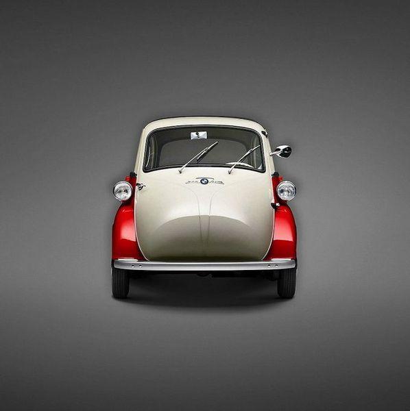 Автомобили BMW, которые произвели фурор в авто мире (16 фото)