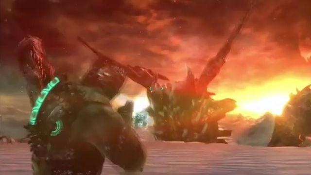 Dead Space 3 – кооператив, укрытия и новые враги (видео)