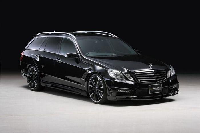 Mercedes-Benz E-Class Estate получил доработки от ателье Wald International (15 фото)