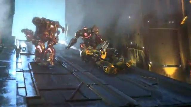Transformers: Fall of Cybertron – зрелищный трейлер и первая миссия (2 видео)