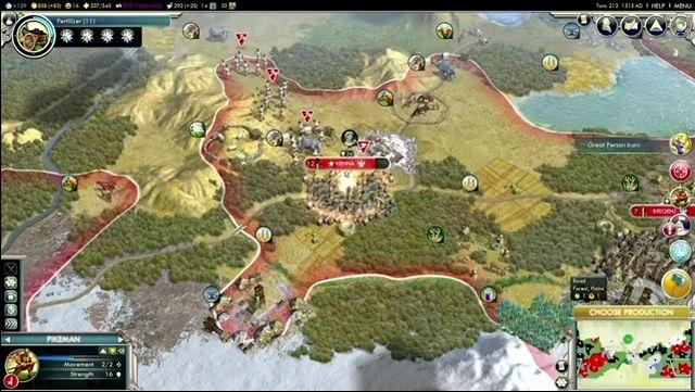 Видео-дневник Civilization 5: Gods & Kings – обновленный геймплей (видео)