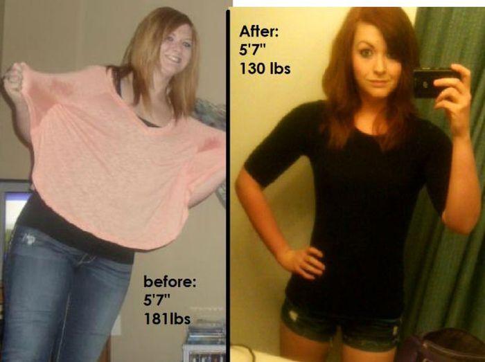 Как я похудела и снова влюбилась в себя! / как я похудела