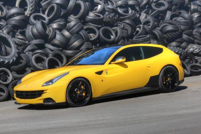 Ferrari FF от тюнеров из ателье Novitec Rosso (35 фото)