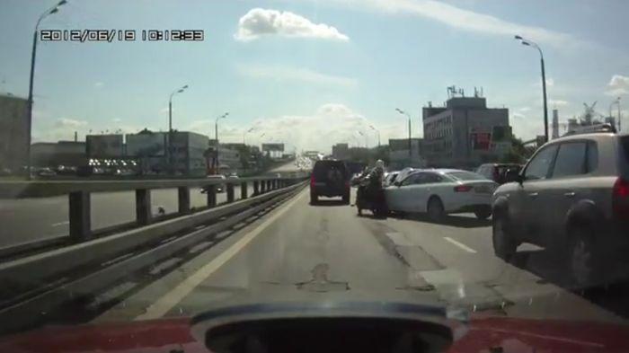 Авария дня часть 612 (фото+видео)