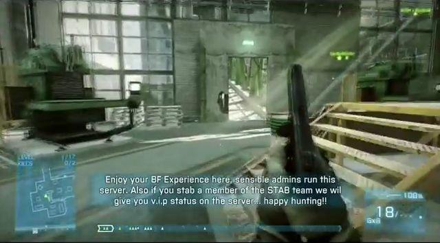 Battlefield 3 – 10 минут геймплея Close Quarters (видео)