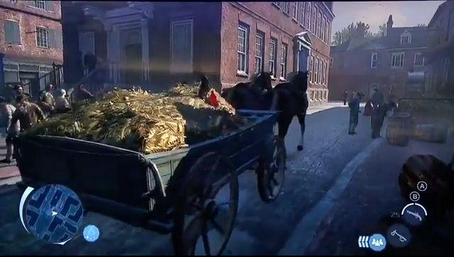 Геймплейное видео Assassin's Creed 3 – бостонская резня (видео)