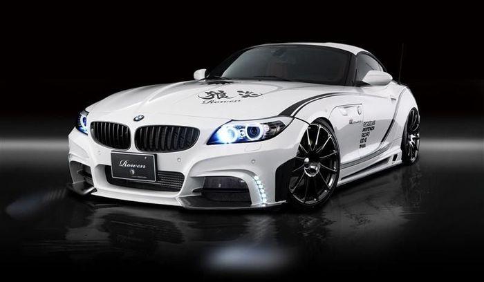 Ателье Rowen прокачало BMW Z4 (14 фото)