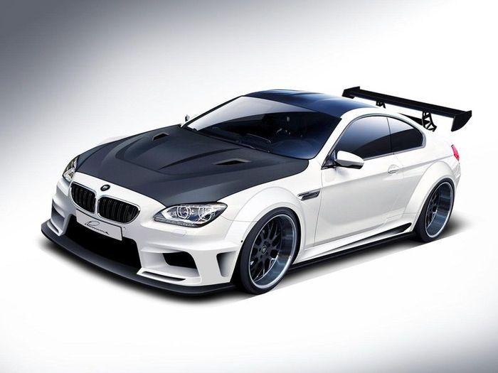 BMW M6 получил пакет CLR 6 М от ателье Lumma Design (5 фото)