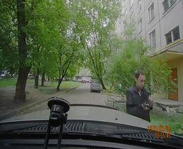 Обнес две машины за 30 секунд
