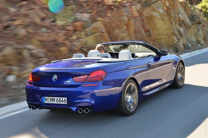 Компания BMW показала фотографии M6 купе и кабриолет (188 фото)