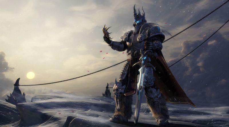 Картинная галерея: легендарные мечи (8 скринов)