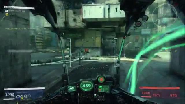 Геймплей Hawken – хаос и разрушения (3 видео)