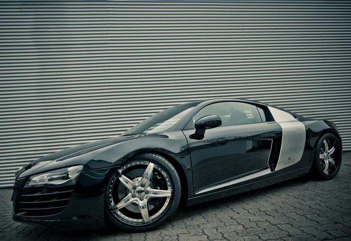 В ателье Graf Weckerle прокачали Audi R8 (16 фото)