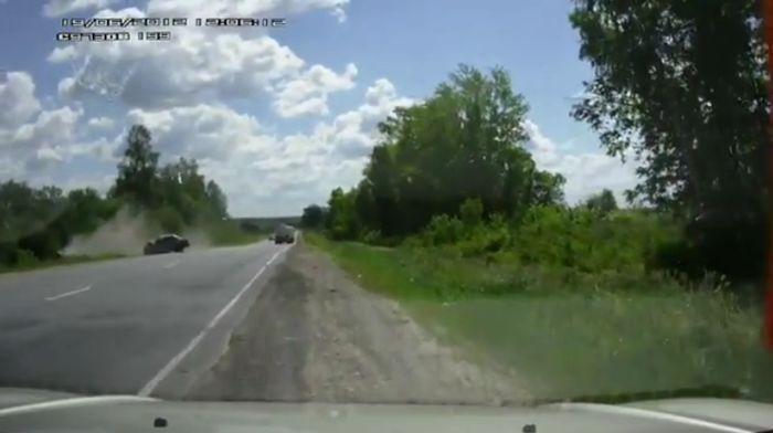 Авария дня часть 619 (фото+видео)