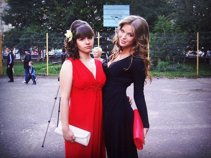 Милые выпускницы 2012 (38 фото)
