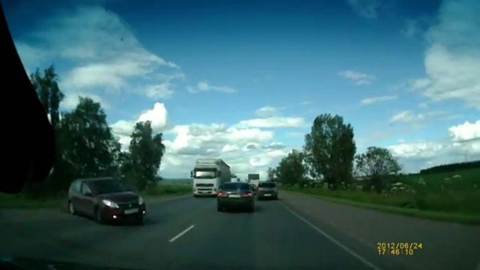Авария дня часть 621 (фото+видео)